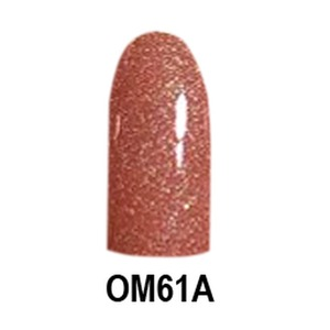 Chisel 2-in-1 Color Acrylic & Dipping Powder - OM61A - Ombre A Collection 2 oz. (OM61A)
