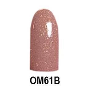 Chisel 2-in-1 Color Acrylic & Dipping Powder - OM61B - Ombre B Collection 2 oz. (OM61B)