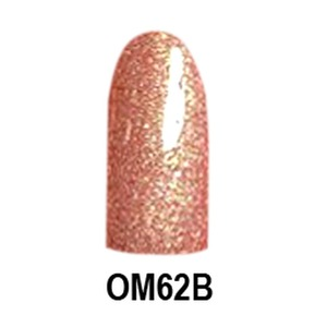 Chisel 2-in-1 Color Acrylic & Dipping Powder - OM62B - Ombre B Collection 2 oz. (OM62B)