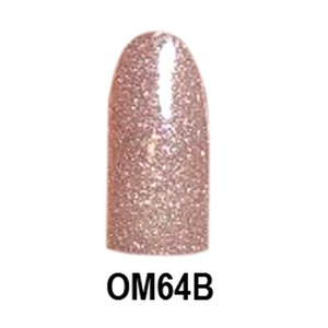 Chisel 2-in-1 Color Acrylic & Dipping Powder - OM64B - Ombre B Collection 2 oz. (OM64B)