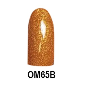 Chisel 2-in-1 Color Acrylic & Dipping Powder - OM65B - Ombre B Collection 2 oz. (OM65B)