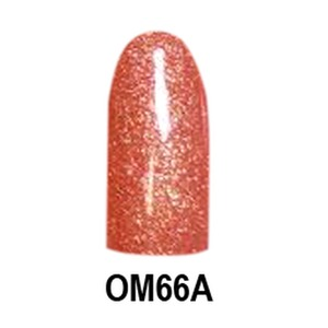 Chisel 2-in-1 Color Acrylic & Dipping Powder - OM66A - Ombre A Collection 2 oz. (OM66A)