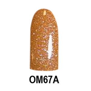 Chisel 2-in-1 Color Acrylic & Dipping Powder - OM67A - Ombre A Collection 2 oz. (OM67A)