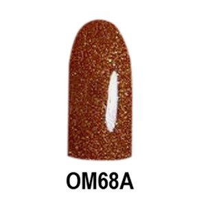 Chisel 2-in-1 Color Acrylic & Dipping Powder - OM68A - Ombre A Collection 2 oz. (OM68A)