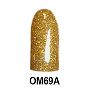 Chisel 2-in-1 Color Acrylic & Dipping Powder - OM69A - Ombre A Collection 2 oz. (OM69A)
