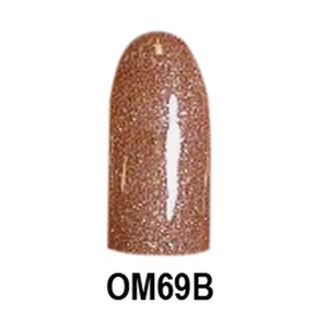 Chisel 2-in-1 Color Acrylic & Dipping Powder - OM69B - Ombre B Collection 2 oz. (OM69B)