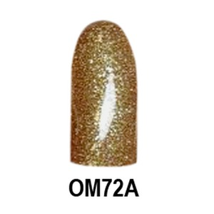 Chisel 2-in-1 Color Acrylic & Dipping Powder - OM72A - Ombre A Collection 2 oz. (OM72A)