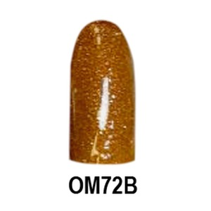 Chisel 2-in-1 Color Acrylic & Dipping Powder - OM72B - Ombre B Collection 2 oz. (OM72B)