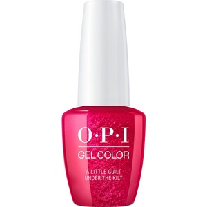 OPI GelColor Soak Off Gel Polish - Scotland Collection - #GCU12 - A Little Guilt Under the Kilt 0.5 oz. (GCU12)
