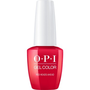 OPI GelColor Soak Off Gel Polish - Scotland Collection - #GCU13 - Red Heads Ahead 0.5 oz. (GCU13)