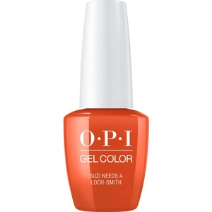 OPI GelColor Soak Off Gel Polish - Scotland Collection - #GCU14 - Suzi Needs a Loch-Smith 0.5 oz. (GCU14)