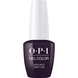 OPI GelColor Soak Off Gel Polish - Scotland Collection - #GCU16 - Good Girls Gone Plaid 0.5 oz. (GCU16)