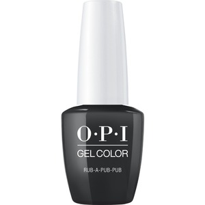 OPI GelColor Soak Off Gel Polish - Scotland Collection - #GCU18 - Rub-a-Pub-Pub 0.5 oz. (GCU18)