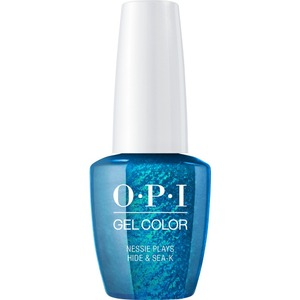 OPI GelColor Soak Off Gel Polish - Scotland Collection - #GCU19 - Nessie Plays Hide & Sea-k 0.5 oz. (GCU19)