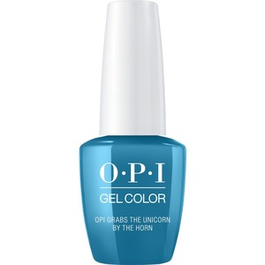 OPI GelColor Soak Off Gel Polish - Scotland Collection - #GCU20 - OPI Grabs the Unicorn by the Horn 0.5 oz. (GCU20)