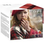 OPI GelColor Soak Off Gel Polish - GC274 - Scotland Add-On Kit #1 - 6 Pieces (GC274)