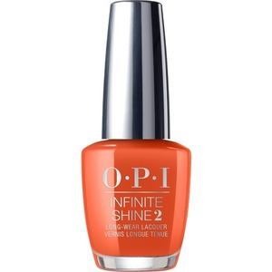 OPI Infinite Shine - Air Dry 10 Day Nail Polish - Scotland Collection - Suzi Needs a Loch-Smith - #ISLU14 0.5 oz. (90036-U14)