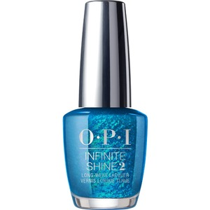 OPI Infinite Shine - Air Dry 10 Day Nail Polish - Scotland Collection - Nessie Plays Hide & Sea-k - #ISLU19 0.5 oz. (90036-U19)