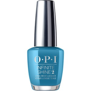 OPI Infinite Shine - Air Dry 10 Day Nail Polish - Scotland Collection - OPI Grabs the Unicorn by the Horn - #ISLU20 0.5 oz. (90036-U20)