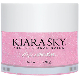 Kiara Sky Dip Powder - Electro POP Collection - #D618 90's Baby 1 oz. (#D618)