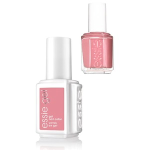 Essie Gel & Essie Lacquer Duo - #318G #318 Into the a-bliss - Rocky Rose Collection (#318G #318)