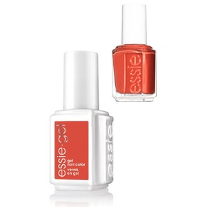 Essie Gel & Essie Lacquer Duo - #603G #603 Rocky Rose - Rocky Rose Collection (#603G #603)