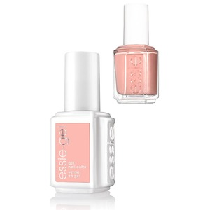 Essie Gel & Essie Lacquer Duo - #663G #663 Come Out the Clay - Rocky Rose Collection (#663G #663)