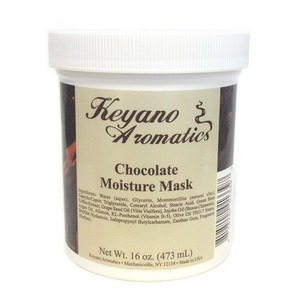 Keyano Aromatics Manicure & Pedicure - Chocolate Moisture Mask 16 oz. (99185)