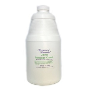 Keyano Aromatics Manicure & Pedicure - Clarity Massage Cream 64 oz. (17610)