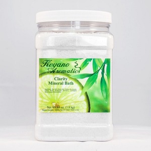 Keyano Aromatics Manicure & Pedicure - Clarity Mineral Bath 64 oz. (17607)