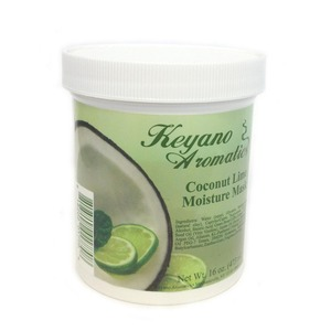 Keyano Aromatics Manicure & Pedicure - Coconut Lime Moisture Mask 16 oz. (12374)