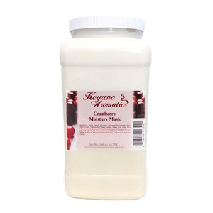 Keyano Aromatics Manicure & Pedicure - Cranberry Moisture Mask 1 Gallon (12115)