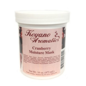 Keyano Aromatics Manicure & Pedicure - Cranberry Moisture Mask 16 oz. (12101)