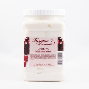 Keyano Aromatics Manicure & Pedicure - Cranberry Moisture Mask 64 oz. (12114)