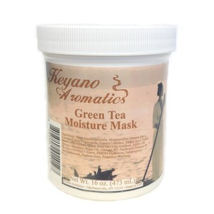 Keyano Aromatics Manicure & Pedicure - Green Tea Moisture Mask 16 oz. (99187)