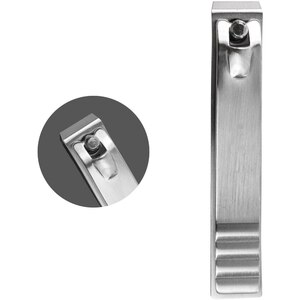 Chisel High Quality Stainless Steel Clipper Straight ()