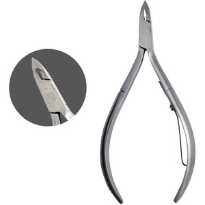 Chisel Stainless Steel Cuticle Nipper - CH04 Jaw Size 12 (CH04-Size 12)