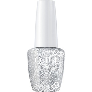 OPI GelColor Soak Off Gel Polish - Hello Kitty Collection - #HPL01 - Glitter to My Heart 0.5 oz. (#HPL01)