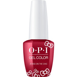 OPI GelColor Soak Off Gel Polish - Hello Kitty Collection - #HPL05 - A Kiss On The Chic 0.5 oz. (#HPL05)