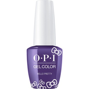 OPI GelColor Soak Off Gel Polish - Hello Kitty Collection - #HPL07 - Hello Pretty 0.5 oz. (#HPL07)