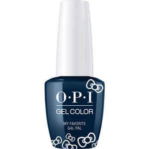 OPI GelColor Soak Off Gel Polish - Hello Kitty Collection - #HPL09 - My Favorite Gal Pal 0.5 oz. (#HPL09)