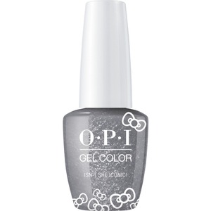 OPI GelColor Soak Off Gel Polish - Hello Kitty Collection - #HPL11 - Isn't She Iconic! 0.5 oz. (#HPL11)