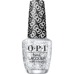 OPI Lacquer - Hello Kitty Collection - #HRL01 - Glitter to My Heart 0.5 oz. (90035-HRL01)