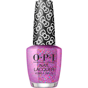 OPI Lacquer - Hello Kitty Collection - #HRL03 - Let's Celebrate! 0.5 oz. (90035-HRL03)