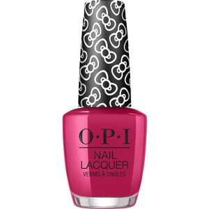 OPI Lacquer - Hello Kitty Collection - #HRL04 - All About The Bows 0.5 oz. (90035-HRL04)