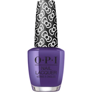 OPI Lacquer - Hello Kitty Collection - #HRL07 - Hello Pretty 0.5 oz. (90035-HRL07)