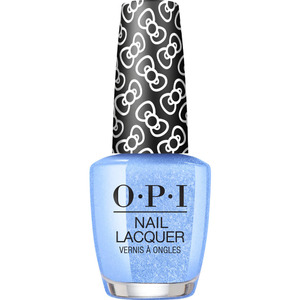 OPI Lacquer - Hello Kitty Collection - #HRL08 - Let Love Sparkle 0.5 oz. (90035-HRL08)