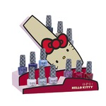 OPI Lacquer - Hello Kitty Collection - HPL21 - Lacquer Chipboard Display - 12 Pieces (HPL21)