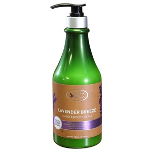 TSC Spa Organic Hand & Body Cream - Lavender Breeze 30 oz. ()