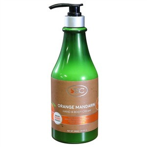 TSC Spa Organic Hand & Body Cream - Orange Mandarin 30 oz. ()